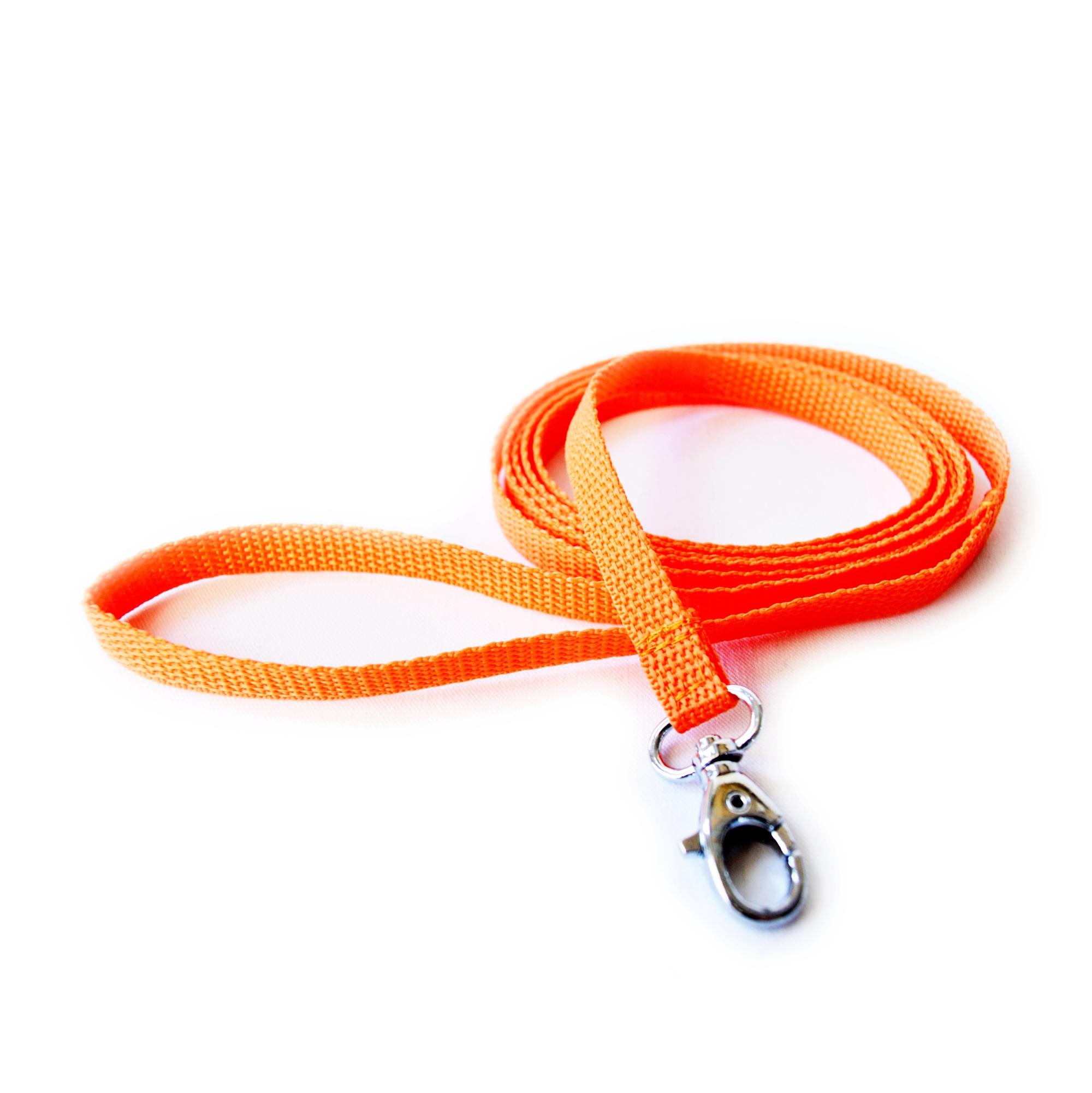 Vodítko pro psy, no. 12, oranžové