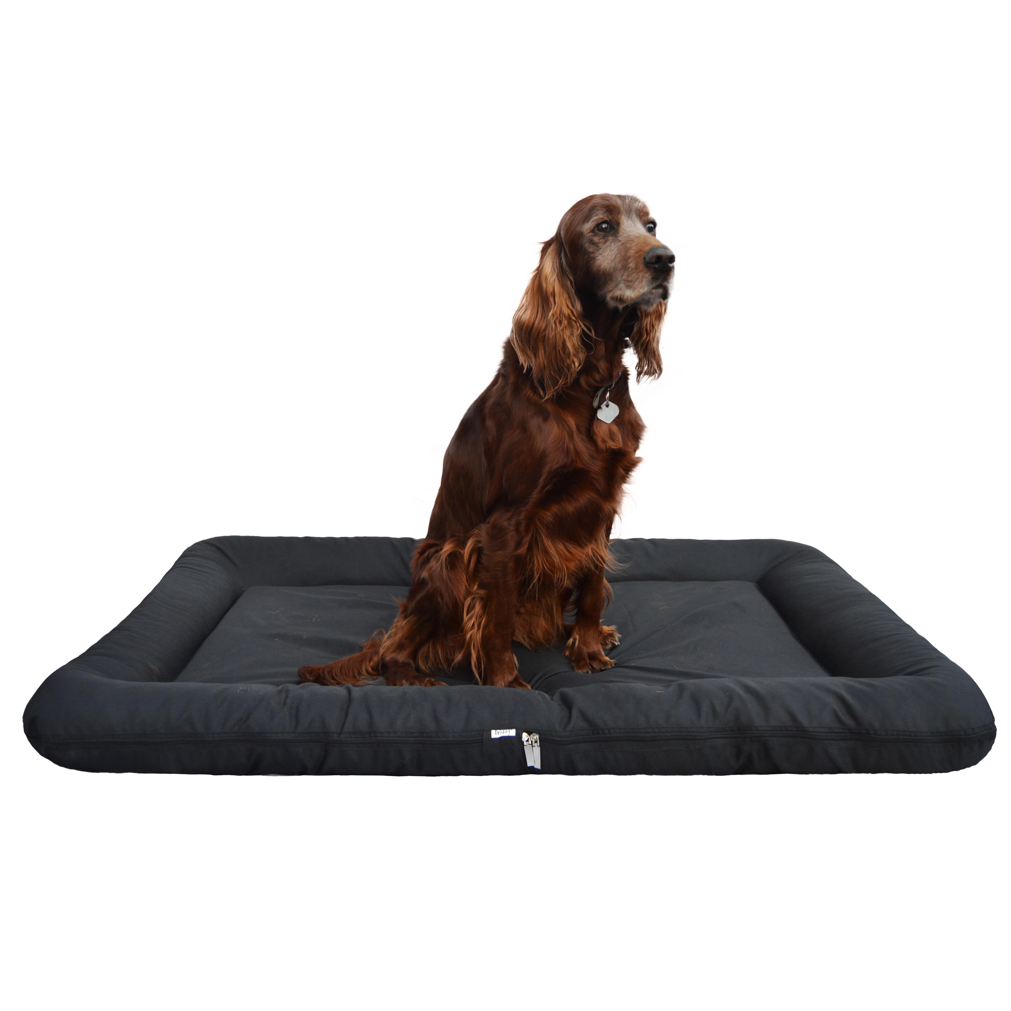 Matrace pro psy, no. 4, černá, vel. 4