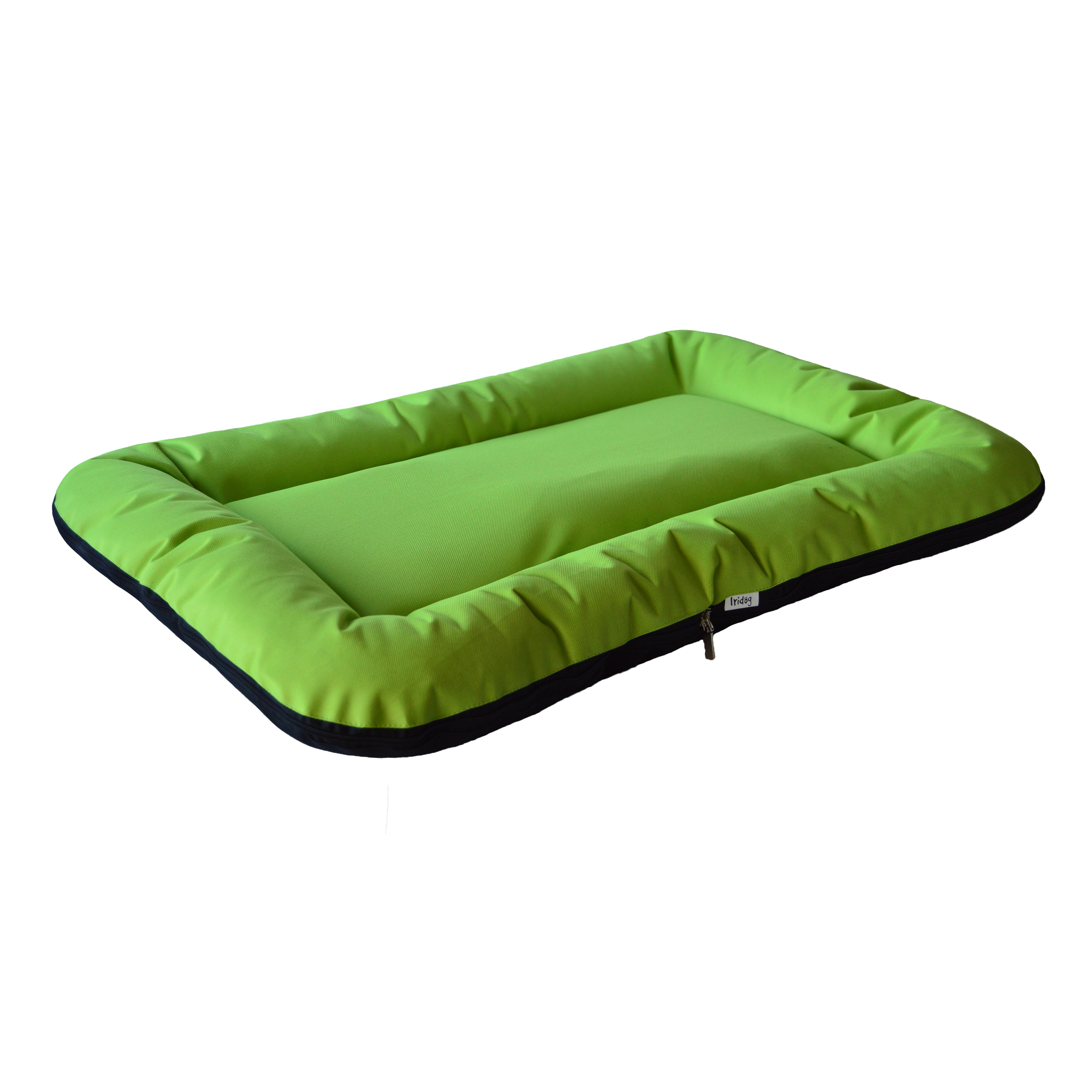 Matrace pro psy no. 3, hráškově zelená, vel. 1