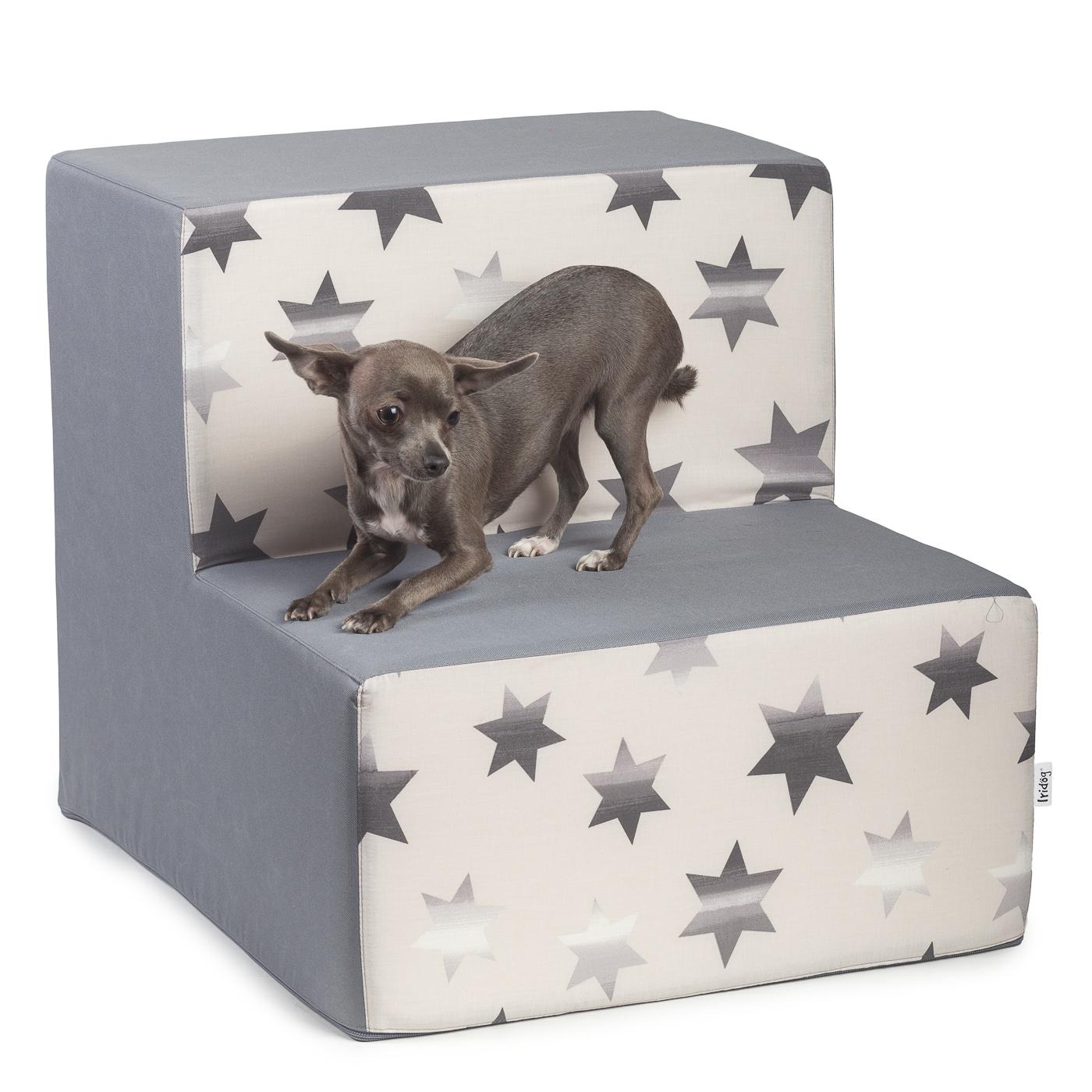Schody pro psy, no. 41, hvězdičky, 3 malé