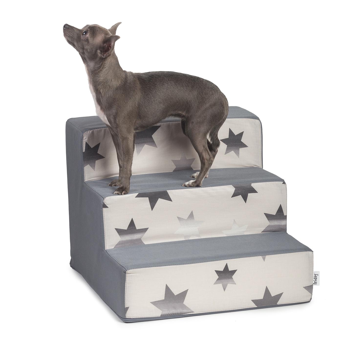 Schody pro psy, no. 41, hvězdičky, 1 malé
