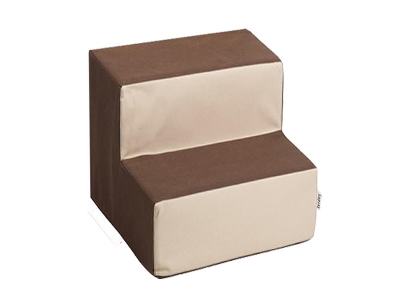 Schody pro psy, no. 29, čokoládovo- béžové, 4 velké