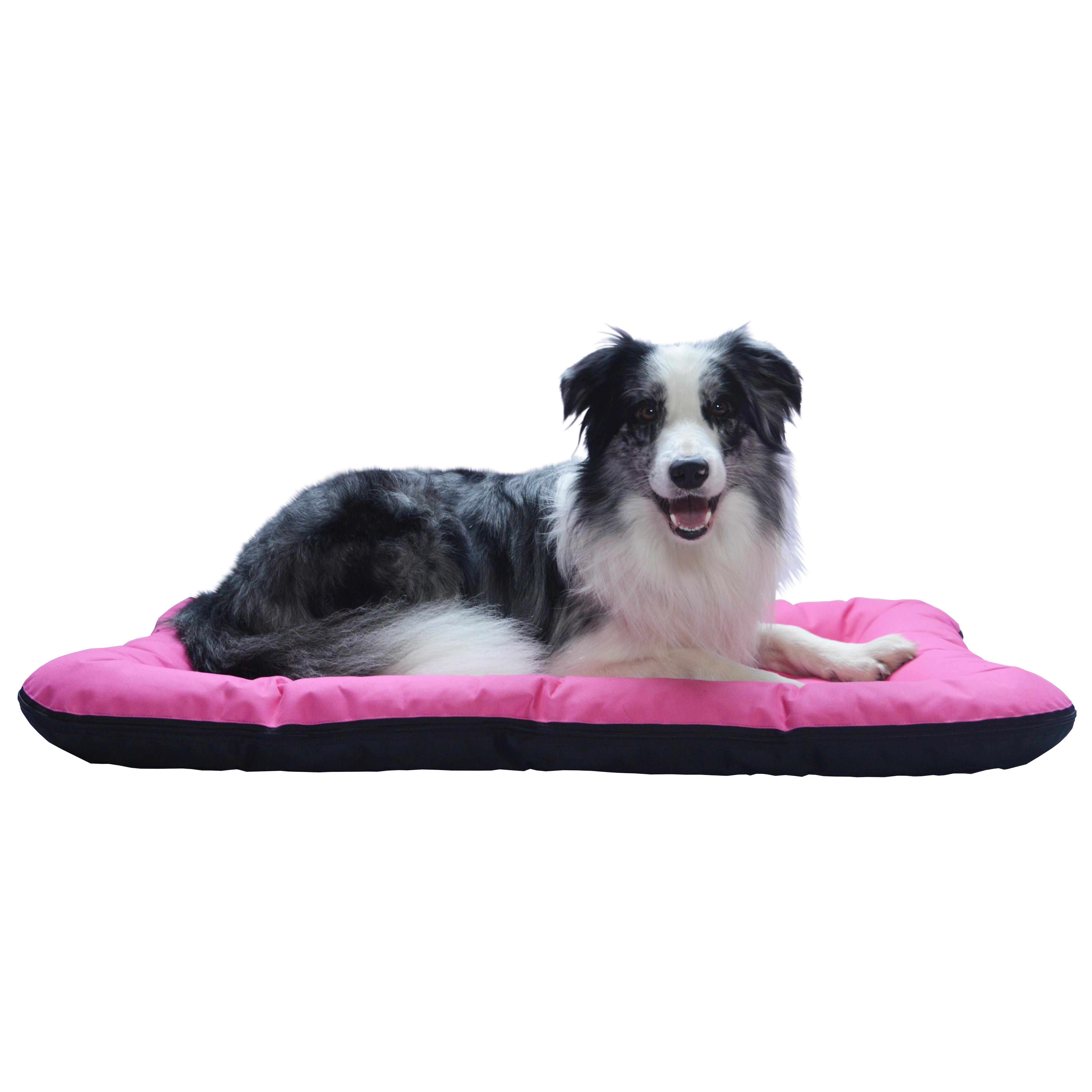 Matrace pro psy, no. 9, růžová, vel. 3