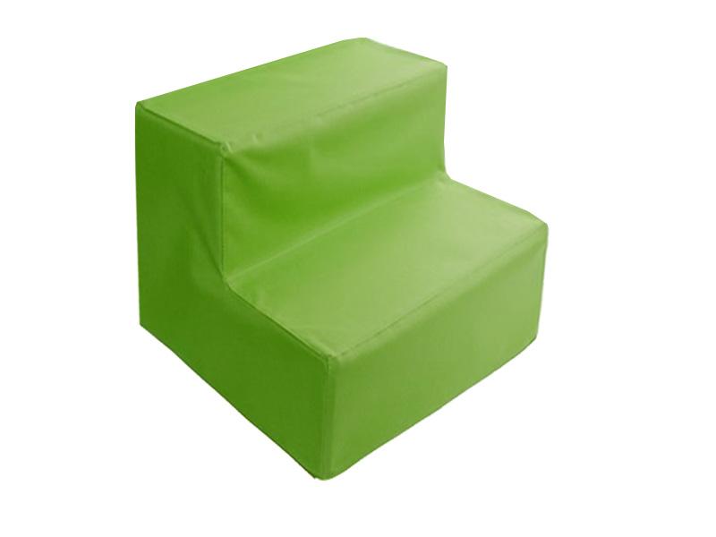 Schody pro psy, no. 3, zelené, 4 velké